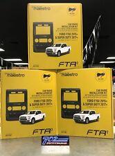 Ads Maestro Ads-Kit-Ftr1 Ads-Ftr1 2015 - 2018 Ford F-150 2017 + Super Duty W 4.3