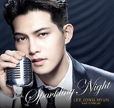 KPOP LEE JONG HYUN from CNBLUE SPARKLING NIGHT(CD+DVD) First Press