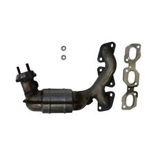 Exhaust Manifold with Integrated Catalytic Converter Front Cateran 33113
