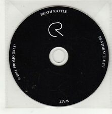 (GS32) Death Rattle, Wait - 2014 DJ CD