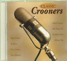 Various Easy Listening(CD Album)Classical Crooners-VG