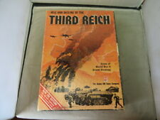 Avalon Hill WWII Rise and Decline of the Third Reich Missing one Dice