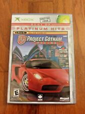 PROJECT GOTHAM RACING 2 – XBOX GAME – BEST OF PLATINUM HITS