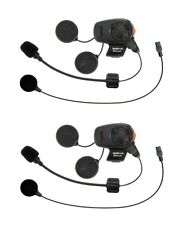 Sena SMH5 Dual Motorcycle Bluetooth Headset & Intercom SMH5D-UNIV