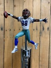 DALLAS COWBOYS Tap Handle Michael Irvin Beer Keg NFL FOOTBALL White Jersey