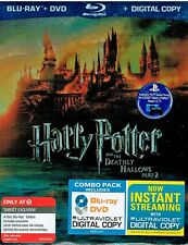 Harry Potter and the Deathly Hallows: Part II (Blu-ray Disc, 2011)