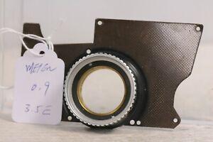 Rolleiflex Focusing  Side Panel for 3.5 E Series Cameras