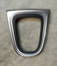 11-14 Chrysler 200 Dodge Avenger Shift Shifter Bezel Trim Ring Surround Used A- (Fits: Dodge Avenger)