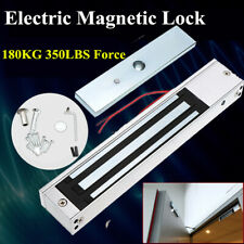 Door Electric Magnetic Lock 180KG (350LB) Holding Force for Access Control B5P2
