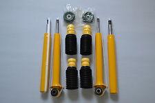 4 Sportstoßdämpfer Audi 80 B4 Stossdämpfer Domlager Gas Gekürzt Protection Kit