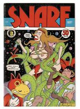 SNARF NO. 2 UNDERGROUND COMIC BOOK F JAYZEY LYNCH 1st PRINT KITCHEN SINK 1972