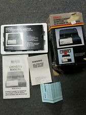 Vintage Kraco Stereo Cassette Adapter for 8-Track Tape Players Model Kca-7A Nib