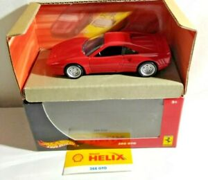 MATTEL HOT WHEELS PASSIONE 1:43 SCALE FERRARI 288 GTO - RED - 53411 - BOXED