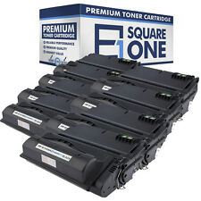 Toner Cartridge Replacement for HP 38A Q1338A | 42A Q5942A (Black, 8-Pack)