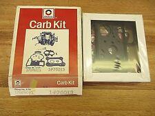 NOS CARBURETOR REBUILD KIT GM 17076015 DELCO 76015 FACTORY SEALED PACKAGE NIB