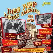 DOO WOP ACROSS AMERICA (NEW ORLEANS) 2 CD NEU