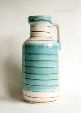 Stoneware 1960-1979 Date-Lined Ceramic Vases