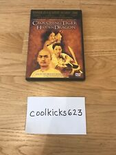 Crouching Tiger, Hidden Dragon Dvd 2001 Special Edition Ang Lee