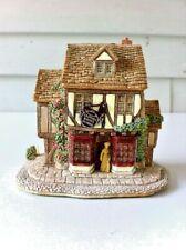 "Lilliput Lane "" Grandma Batty English Tea Room "" Handmade in England"