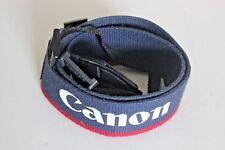 Canon EOS Woven Camera Neck Strap / Shoulder Strap - Red Stripe C103
