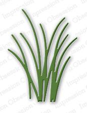 GRASS DIE-Impression Obsession Stamps (DIE038-J)-Steel Die-Spring Garden-Easter
