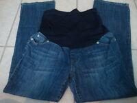 Womens LIZ LANGE MATERNITY stretch jeans, 6