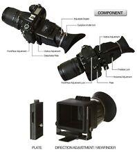 Canon 5D MKIII Nikon D4 Nikon D800 swivi Lcd Viewfinder Visor LCD Viseur LCDVF