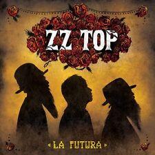 ZZ TOP: LA FUTURA 2012 CD SEALED