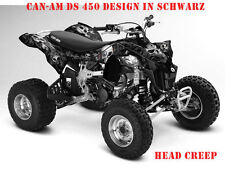 Invision DECORO KIT ATV CAN-AM Renegade, ds250, ds450, ds650 Graphic Head creep B