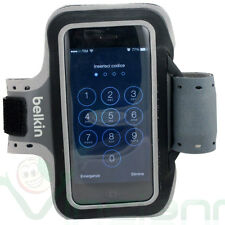 Armband fascia sport Slim Fit BELKIN iPhone 5 5S 5C SE custodia braccio fitness