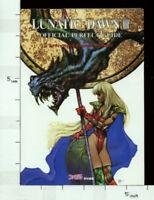 LUNATIC DAWN III 3 Official Perfect Guide Book AP