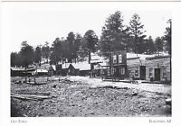 """*Postcard-""""Old Town Spring""""  (Slope of Mars Hill)  @ Flagstaff, Az. (A97-1)"""