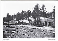 """*Postcard-""""Old Town Spring""""  (Slope of Mars Hill)  @ Flagstaff, Az. (#36)"""