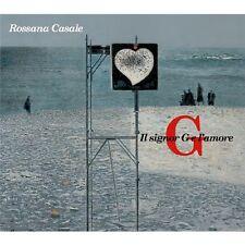 Casale Rossana - Il Signor G e L'Amore - CD Nuovo Sigillato