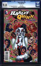 Harley Quinn 15 CGC 9.8 WP Modern Age DC Comic (2014) IGKC L@@K