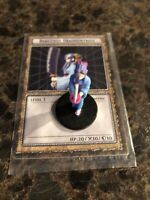 Yugioh! Dungeon Dice Monsters Dungeondice Beautiful Headhuntress Figure And Card