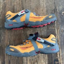 Teva Terra Wraptor Hiking Shoe Yellow Size 12