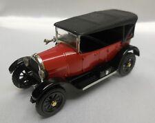 RIO 1:43 1918 FIAT MOD. 501 TORPEDO LUSSO ROSSA - Ref.: 4  - NO BOX