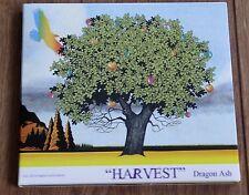 Dragon Ash - Harvest CD Album Digipack Japan jpop jrock