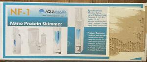 Aquamaxx NF-1 Nano Protein Skimmer USED