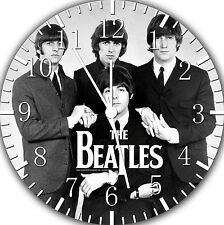 "THE Beatles wall Clock 10"" will be nice Gift and Room wall Decor E174"