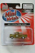 Classic Metal Works 30516 Chevrolet '41/'46 Pick Up U.S. Army