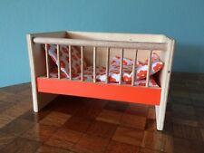 Kinderbett Wickeltisch Bodo Hennig 70er Barbie Skipper Puppenhaus 1: 8 dollhouse
