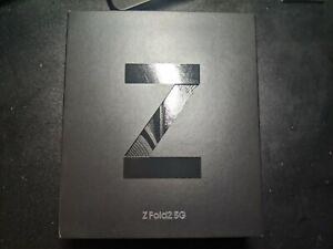 Samsung Galaxy Z Fold2 5G 256GB - Mystic Black Unlocked