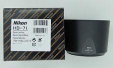 NIKON pare-soleil HB71 pour zoom AF-S G 200-500 VR F/5,6