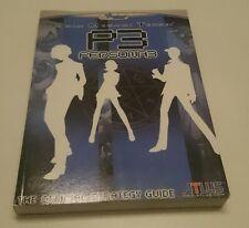 Shin Megami Tensei: Persona 3 The Official Strategy Guide Taschenbuch
