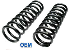 2 Coil Springs ACDelco Pro FRONT Replace OEM # 88913460