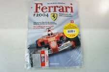 Kyosho DeAgostini Kit Ferrari F2004 / F1-04023 mit Heft OVP Ausgabe Nr.23