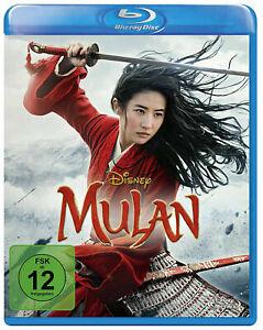 Disney Mulan Blu-Ray