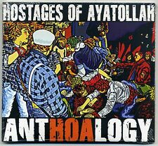 Hostages of ayatolá-anthoalogy CD + DVD grupo terrorista bottrops Sons of Sadism